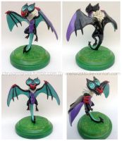Noivern Sculpture