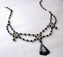 Vesna Necklace by manson-brown