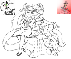 Another WIP of that Double-Redraw by Greteh