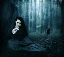 The Night Watcher by PaniFilth