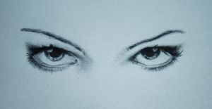 Eyes Study3 by poojome