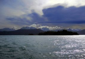 Clouds Coming In by Ranora