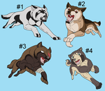 Ginga Adoptables 03 - OPEN by Hermannmagdich