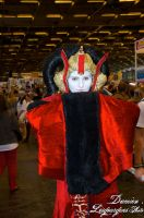 Japan Expo 2012 - Queen Amidala (Star Wars) - 0509 by dlesgourgues