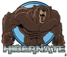 Hibernate logo by teamlattie