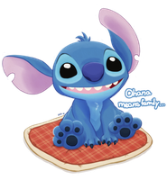 Stitch by paloStark