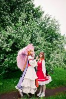 Touhou - Our Territory by Sorel-Amy