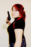 Cosplay: Claire Redfield (3) by AngelicCosplay