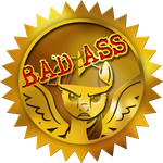 My Little Show - Badass Seal of Approval by Crisostomo-Ibarra
