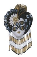 Venetian Mask by ForestGirlStock