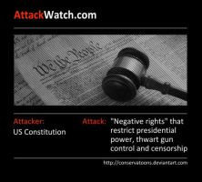 Constitution Attack Watch by RedTusker