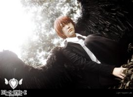 Death Note: Shinigami by behindinfinity
