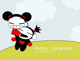 Pucca .. funny love by M-E-S-H-O