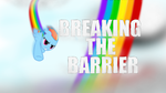 Song Art - Breaking the Barrier by Scootaloooo