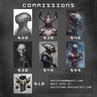 Commission Sheet By Noistromo 1280x1280 by noistromo