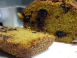 Pumpkin Bread + Recipe by sake-bento