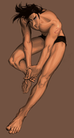 [KAIJI] practice by llllle