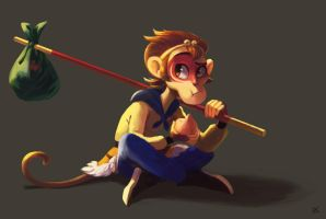 year of wukong by Timidemerald