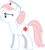 Nurse Redheart Vector by Vielwerth