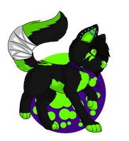 .:GA:. Monster by CollectionOfWhiskers