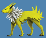 Jolteon by teiza