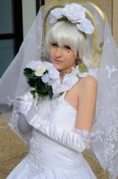 Wedding Shino - .hack GU: 3 by popecerebus