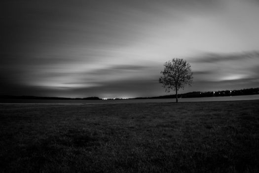 Early Morning Long Exposure by williamfahrnbach