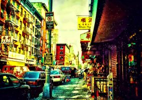The China Town by RiegersArtistry