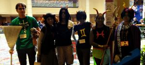 Another Homestuck Crew by Wuzabow22