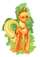 AppleJack by Rariedash