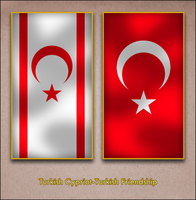Cypriot Turkish Friendship by AY-Deezy