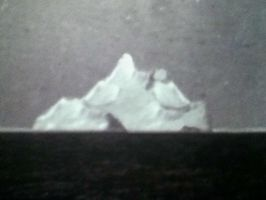 Photo of a Photo - Titanic Exhibit II by CaptRhodes