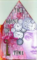 The House of Time  cover by Amberineswirlsofdust