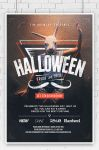 Hipster Halloween / Costume Party  Flyer Template by EAMejia