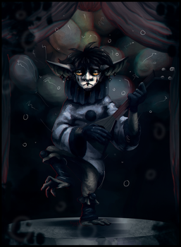 Happy Clown by Nepook