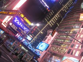 new york times square 26 by VIRGILE3MBRUNOZZI