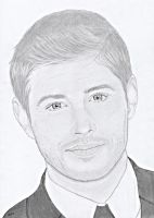 Jensen Ackles by XeNoLeS