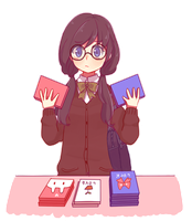 Stationery by 4px