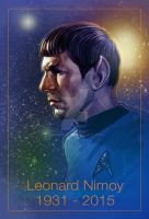 Nimoy Tribute by jasonpal