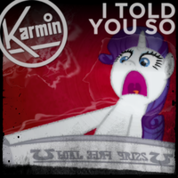 Karmin - I Told You So (Rarity) by impala99
