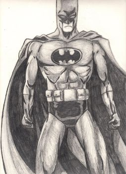 Batman by sketch7778
