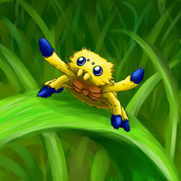 Joltik by coldfire0007