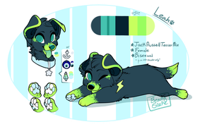 Leah temporary 2k15 ref by BeautySnake