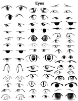 eye page by NireLeetsac