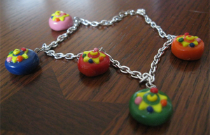 Sailor Moon Charm Bracelet by tanytany