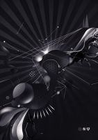Walking in Space by fmacmanus