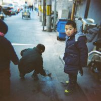 Children in the Hutongs by Oogymcgloogy