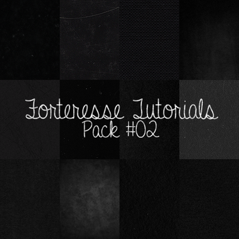 Textures: Pack #02 by forteressetutorials