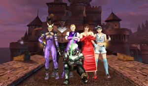 tekken tag tournament, group PIC by karadaniano