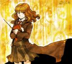 HP Hermione by MaryIL